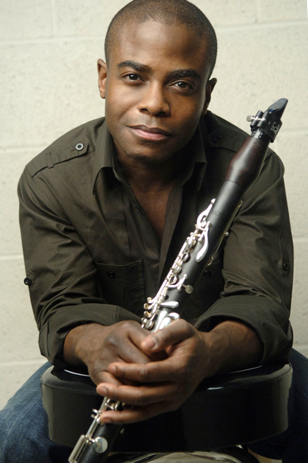 Anthony McGill Clarinetist