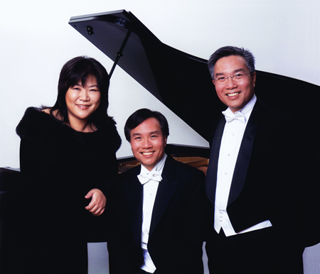 Cheng Chow Trio Pianists
