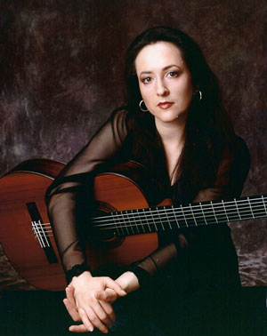 Virginia Luque Classical Guitarist