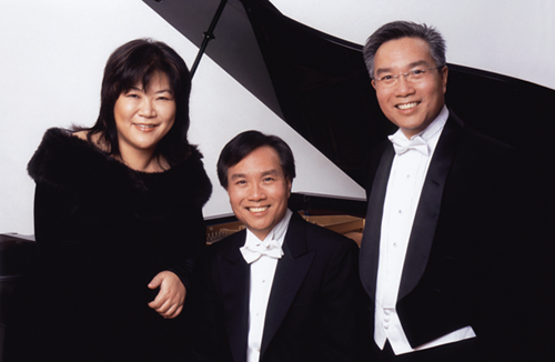 Cheng Chow Trio Three Pianists