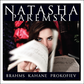 Natasha Paremski Album Cover