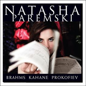 Natasha Paremski Album Cover